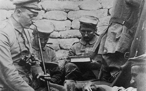 Ww1 German Soldier Recalls Moment He Bayoneted Foe To Death