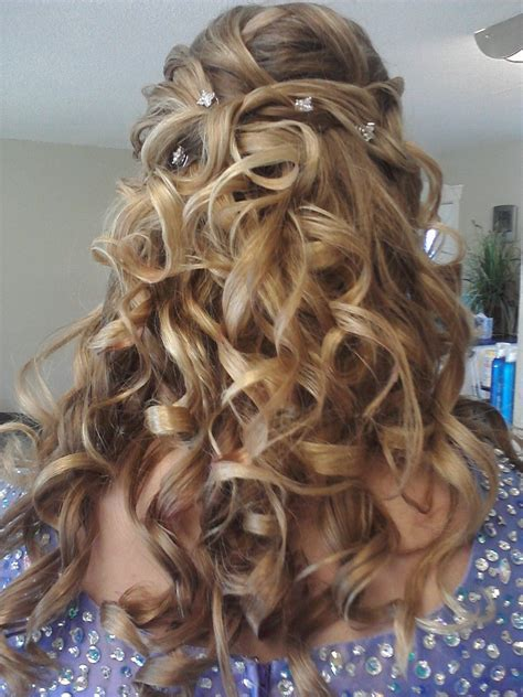 Graduation Hairstyles For by Dimitria S Hair Salon S W 8th Grade Hair Hair