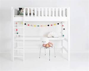 Hochbett Kinder Weiß : sanders fanny hochbett 90 x 200 weiss ~ Whattoseeinmadrid.com Haus und Dekorationen
