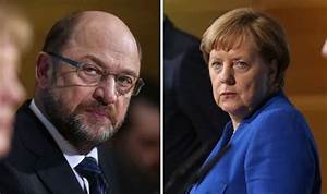 Merkel hit by HUGE rise in Germany's left: Chancellor's ...