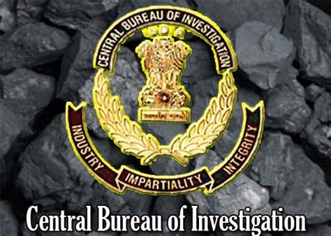 bureau central cbi arrests corporate affairs dg on bribery charge