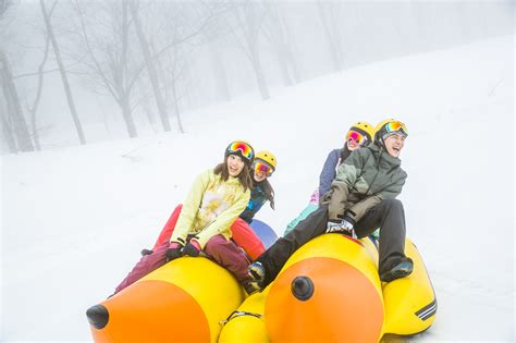 Banana Boat Ride Age Limit by Activities Things To Do In The Winter Kiroro Ski
