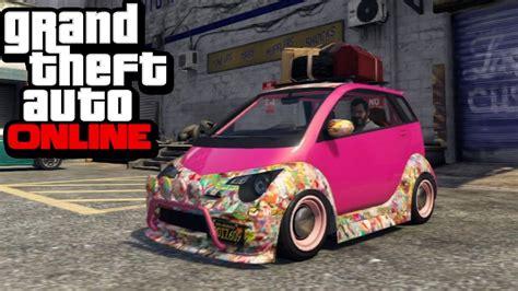 gta  dlc hipster update panto customization car dlc