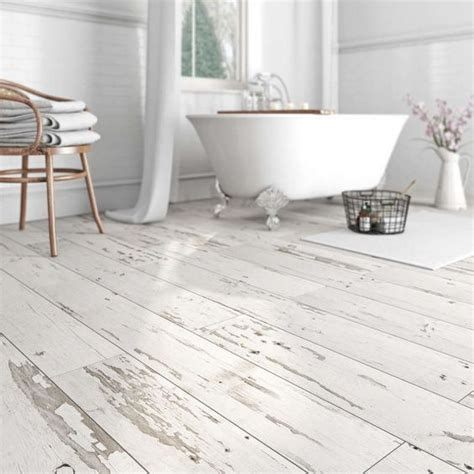 whitewash vinyl flooring waterproof vinyl flooring with a whitewashed shabby chic 1072