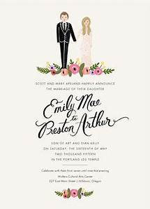wedding illustration fm on behance illustration With rifle paper co wedding invitations cost