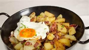 Bratkartoffeln Mit Spiegelei Rezept Any Blum Serie