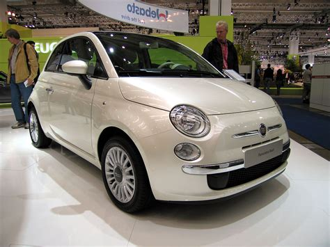 What Is A Fiat by Fiat 500 2007 Wikip 233 Dia