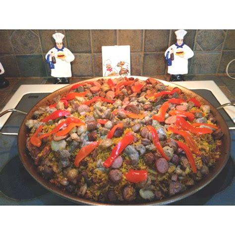 Featured in 7 finger lickin' rib recipes. Paella!!
