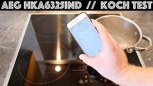 Miele Induktionskochfeld Test : autarkes induktionskochfeld aeg hka6325ind test 1 liter wasser kochen 2 2 youtube ~ Orissabook.com Haus und Dekorationen