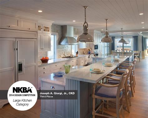 Nkba 2014 Design Competition Large Kitchen Third Place