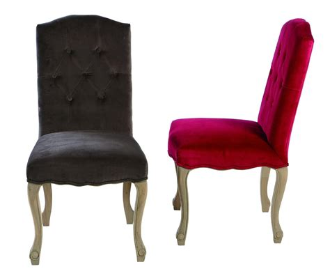 menzzo chaise chaises capitonnees