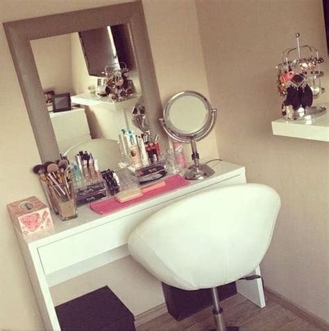 desk vanity combination set up madisyn s room our