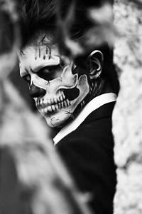dia de los muertos men's makeup pictures - Google Search ...