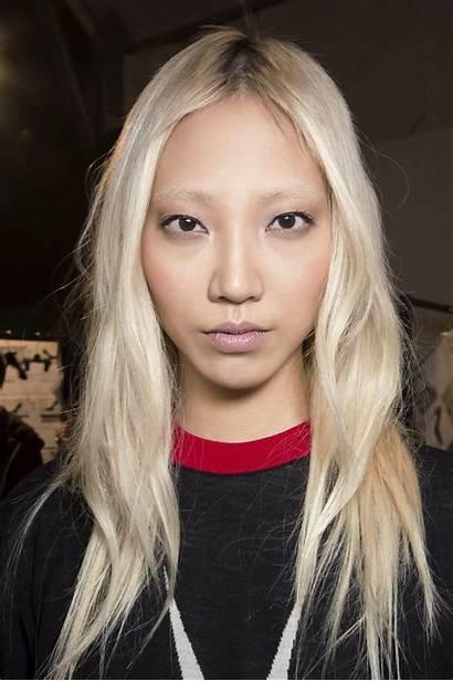 Blonde Hair Asian Blondes Skin Eyes Park