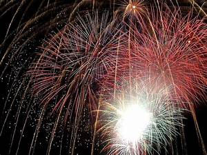 The Ancient Incendiary Art Of Fireworks Goes High
