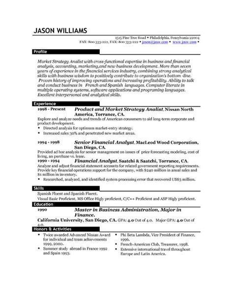 best resume exles pdf sle resume 85 free sle resumes by easyjob sle resume templates easyjob