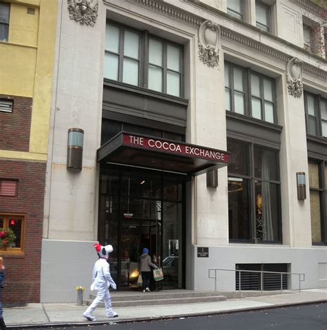 New York Cocoa Exchange - Wikipedia