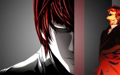 Light Anime Wallpaper - light yagami wallpapers wallpaper cave