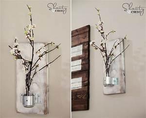 Homemade wall decor ideas modern magazin