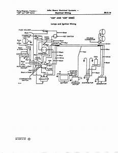 2240 John Deere Alternator Wiring Diagram  2240  Free