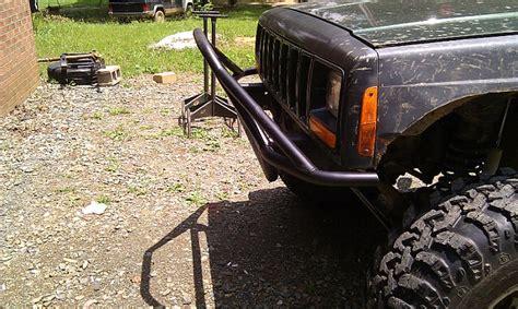 Jeep Cherokee Xj Front Bumper