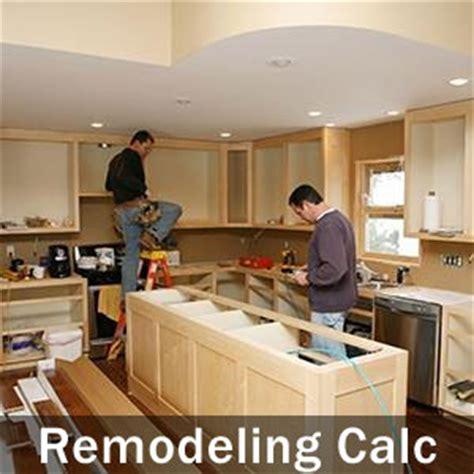 remodelingcalculatororg estimate  cost  remodel