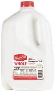 Milk 3.25% Whole Gallon - Darigold
