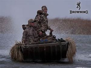 browning duck hunting