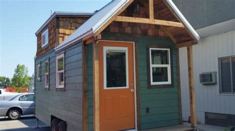 Maine Woman 'floored' By Winning State's Tiny House Lottery