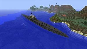 U-Boat XXI Minecraft Project