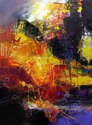 Art by Gerard Stricher Abstract