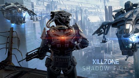 Image Killzone Shadow Fall Ps4 Wallpaper In Hd