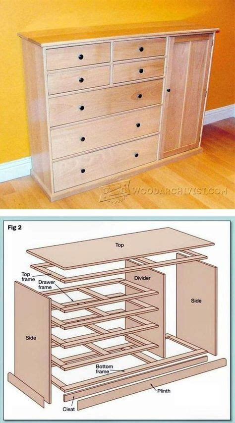 ideas  pallet dresser  pinterest