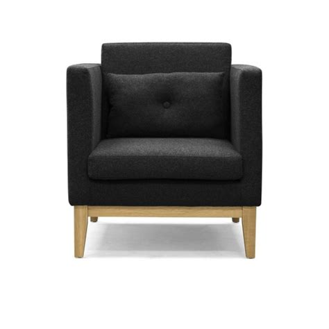 fauteuil day gris anthracite design house stockholm