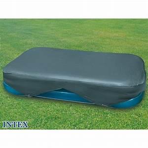 Bache Protection Piscine : b che de protection piscine intex 3 05 x 1 83 m ~ Edinachiropracticcenter.com Idées de Décoration