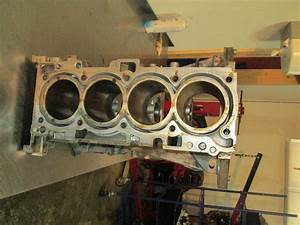 Bkm11 Bare Engine Block 2010 Kia Forte 2 0
