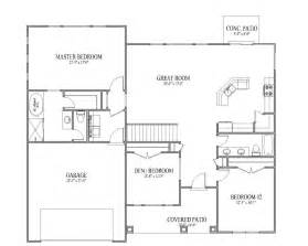 simple floor plans gallery for gt simple home plans