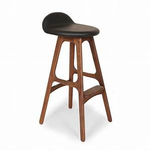 Mid-Century Modern Reproduction Buch Counter Stool