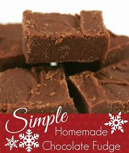 How to Make Fudge and an Awesome Giveaway | Fudge ...