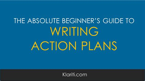 write  action plan   steps  excel templates