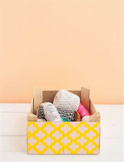 Clementine Repurpose Storage Boxes Into Need