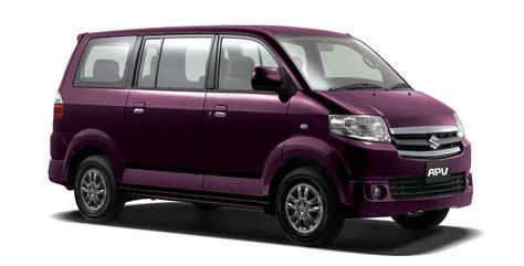 Apv Suzuki by Suzuki Apv Suzuki Philippines Automobile