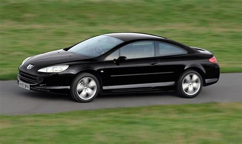 Beautiful Combination New Peugeot 407 Coup Bellagio