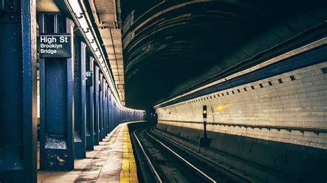 york subway turns  location intelligence technology