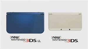 Nintendo 3ds Xl Auf Rechnung : nintendo anuncia un redise o para 3ds y 3ds xl hobbyconsolas juegos ~ Themetempest.com Abrechnung