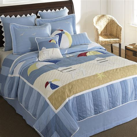 sky blue ruffle anywhere chair chair quilt bedding by donna sharp