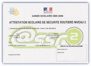 Passer L Assr 2 : validation de l 39 assr ~ Maxctalentgroup.com Avis de Voitures