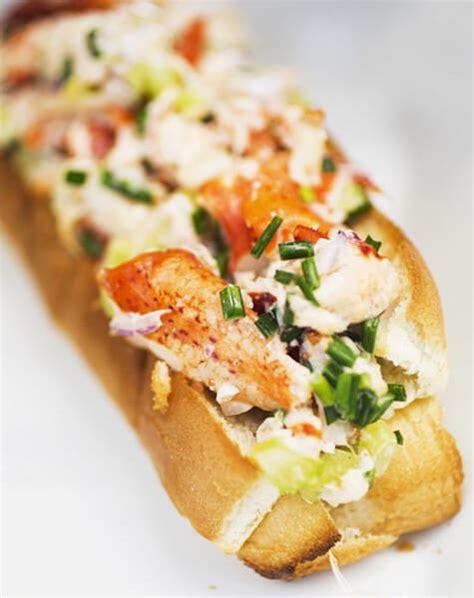 cuisiner un homard congelé guédilles de homard recette 100 québec blogue