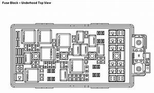 2004 Chevy Malibu Maxx Fuse Box Diagram