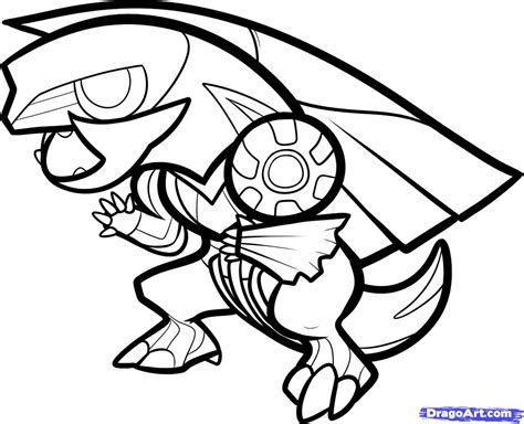 Kleurplaat Blitzle by Chibi Coloring Pages Sketch Coloring Page